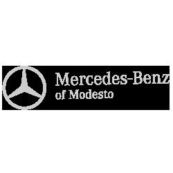 Mercedes Benz Modesto Logo